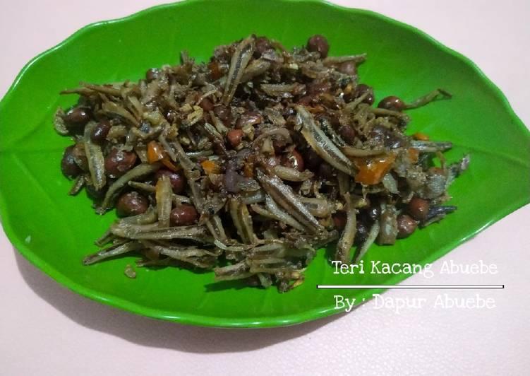 Resep Teri Kacang Abuebe