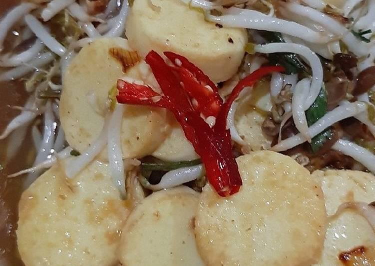 Resep Tumis Toge Tofu