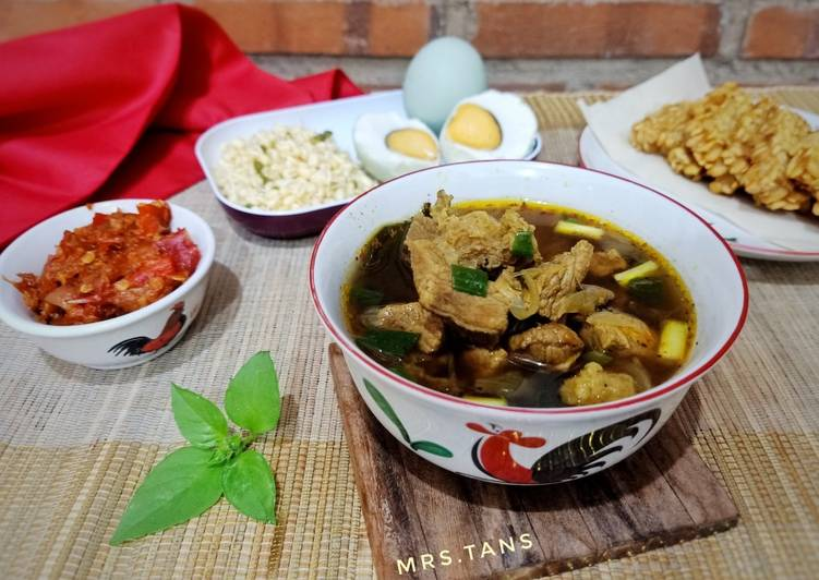 Resep Rawon khas Jawa Timur