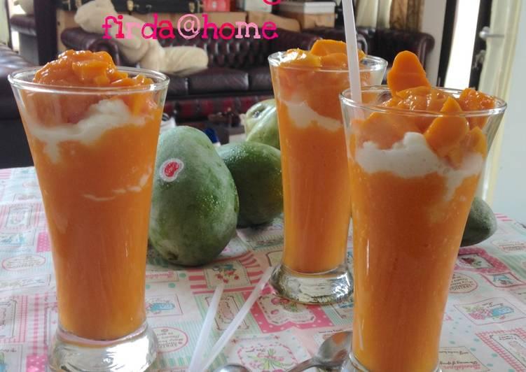 Resep Queen Mango #enakanbikinsendiri