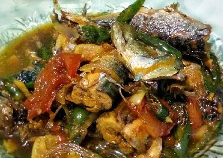 Resep Ikan Pindang Kecap Cabe Ijo