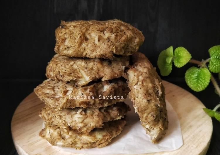 Resep Patty Kulit Pisang / Banana Peel Patty