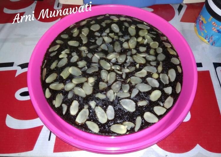 Resep Brownies keju panggang magic com