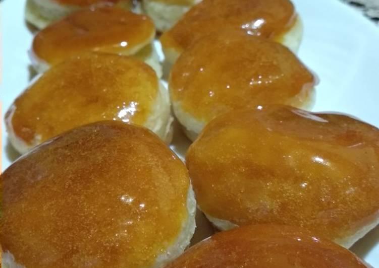 Resep Mini Crme Brle Doughnuts