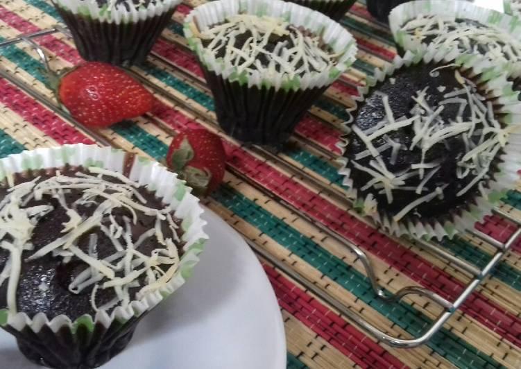 Resep Muffin_Coklat Keju