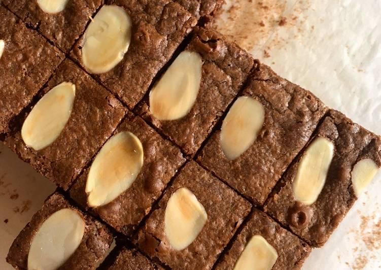 Resep Brownies Panggang (No mixer)