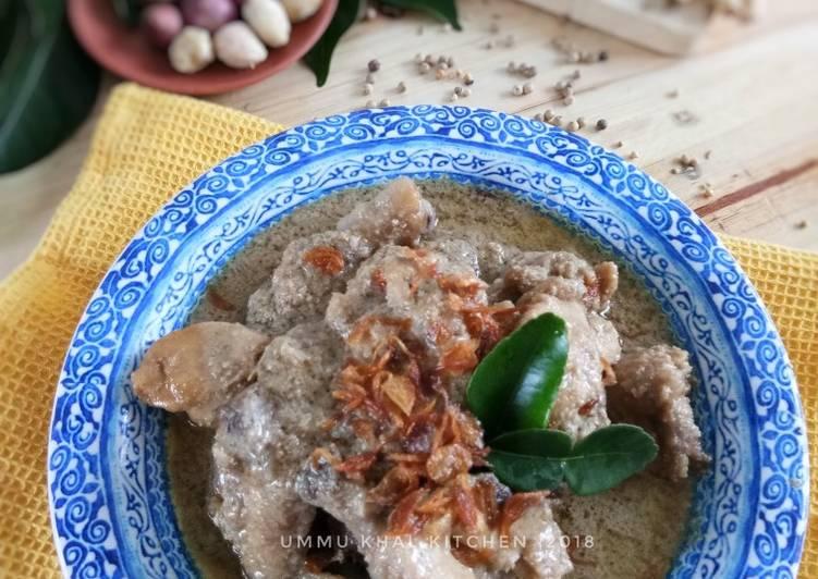 Resep Opor Ayam #selasabisa