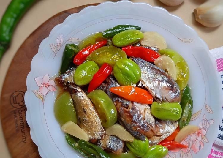 Resep Ikan Pindang Asin Masak Asam Manis Pedas