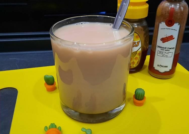 Resep Cinnamon Honey Tea
