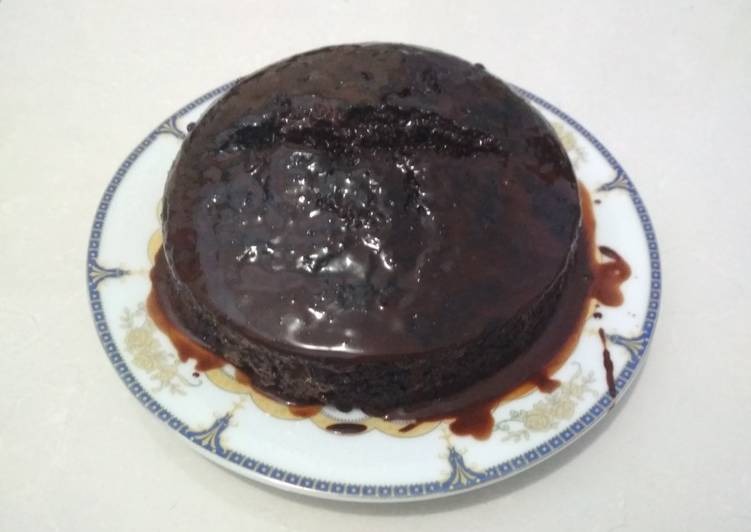 Resep Cake coklat kukus
