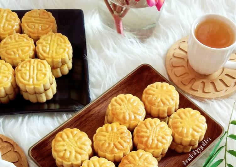Resep Nastar mooncake