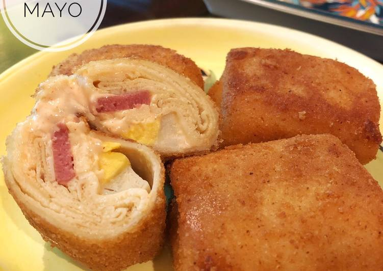 Resep Risol Mayo