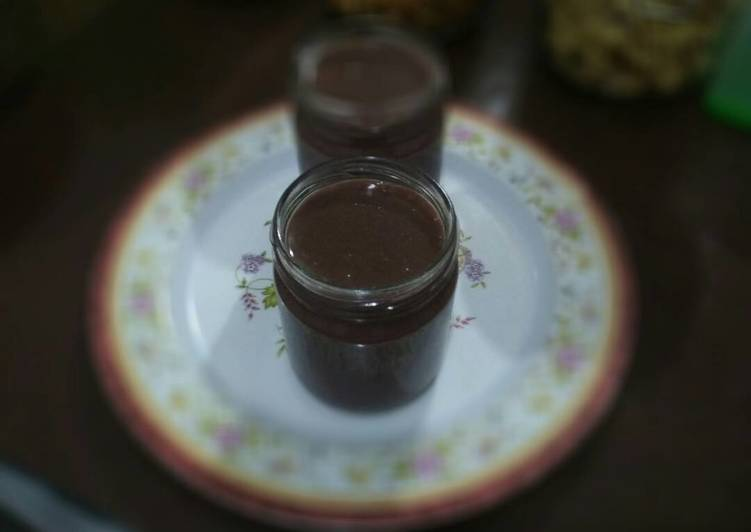 Resep Puding Sutra Coklat