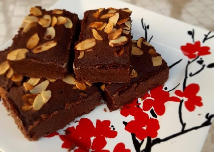 Resep Fudgy brownies ekonomis