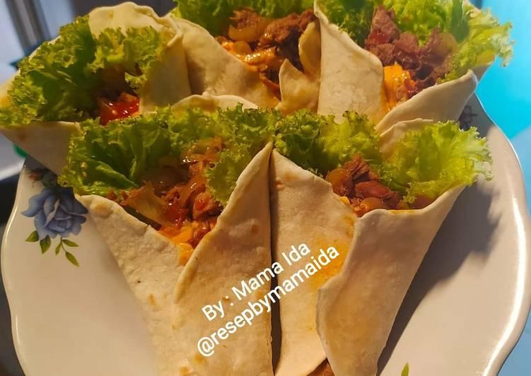 Resep Kebab Ayam