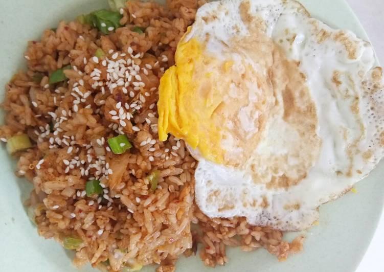 Resep Nasi Goreng Kimchi