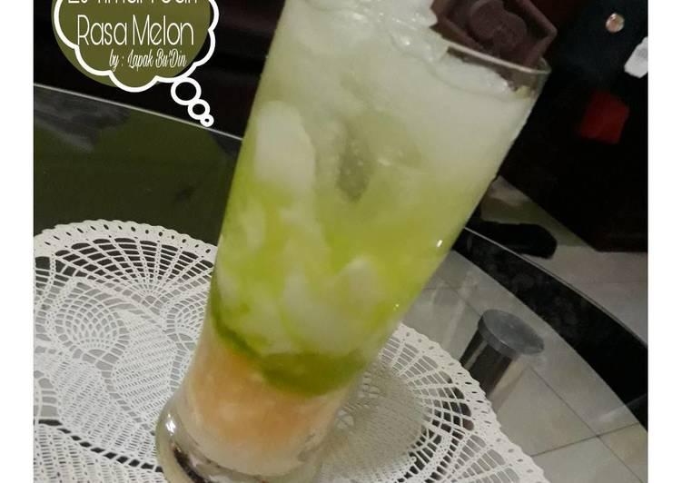 Resep Es Timun Suri Rasa Melon #bikinramadanberkesan