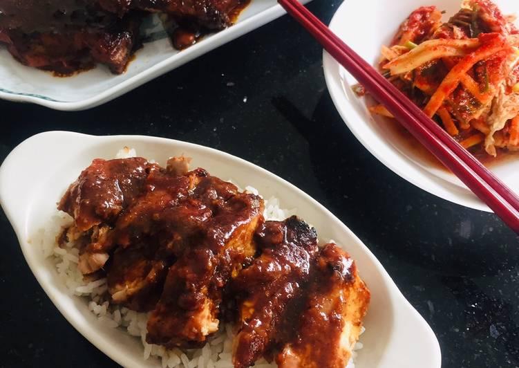 Resep Char Siu Chicken