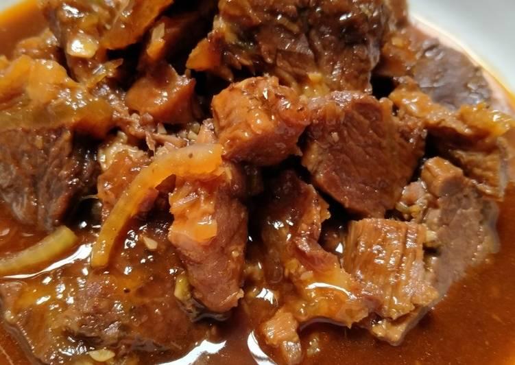 Resep 1Bistik daging