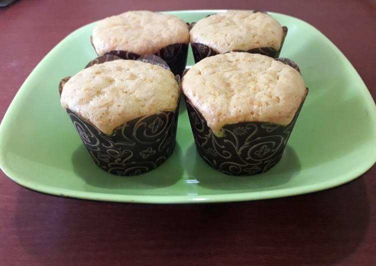Resep Muffin wortel