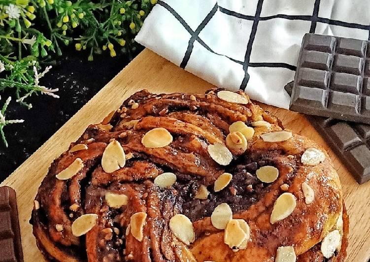 Resep Chocolate Babka