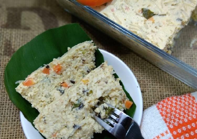 Resep Tim Tahu Sayuran