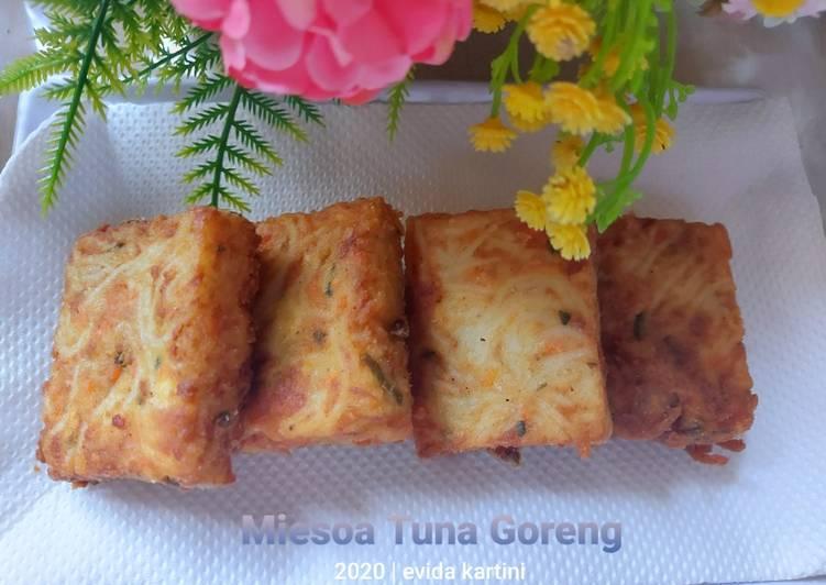 Resep Miesoa Tuna Goreng