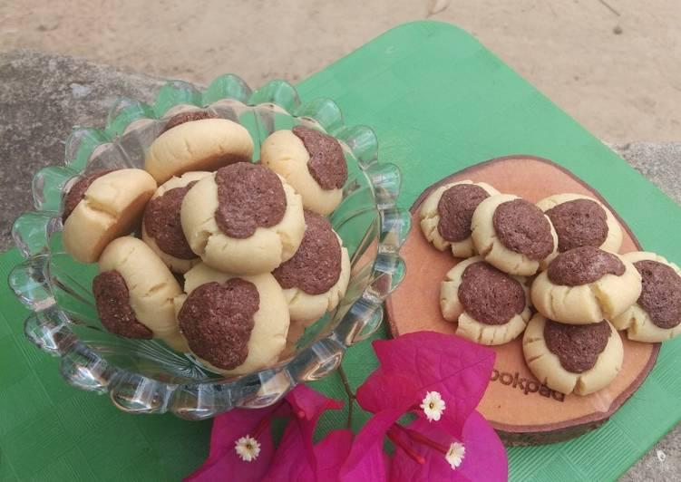Resep CocoKrunch Cookies