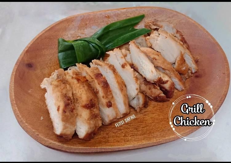 Resep Grill Chicken