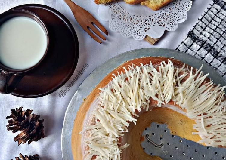 Resep Banana Cake Kribo