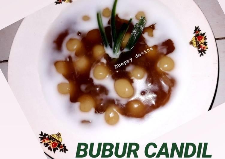 Resep Bubur Candil a.k.a Biji Salak a.k.a Jenang Grandul Endesss
