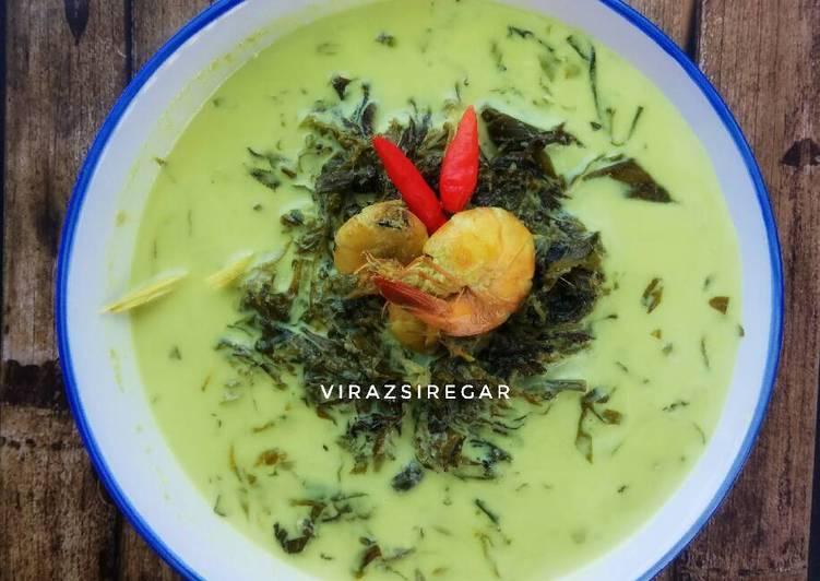 Resep Gulai Pakis khas Sumatera Barat