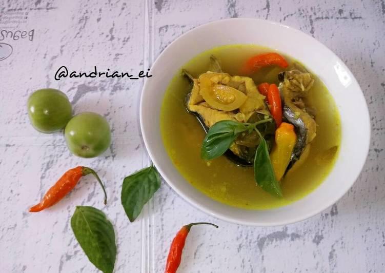 Resep Sup Ikan Patin Kuah Asam