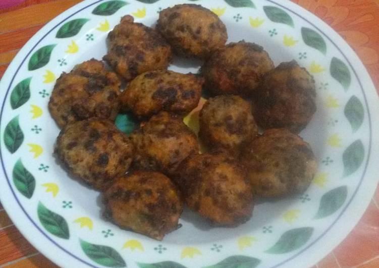 Resep Pisang goreng tutul