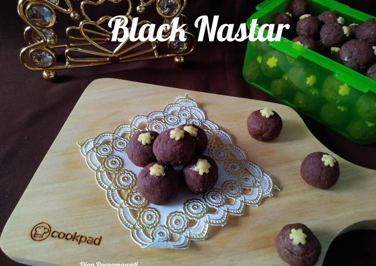 Resep Black Nastar