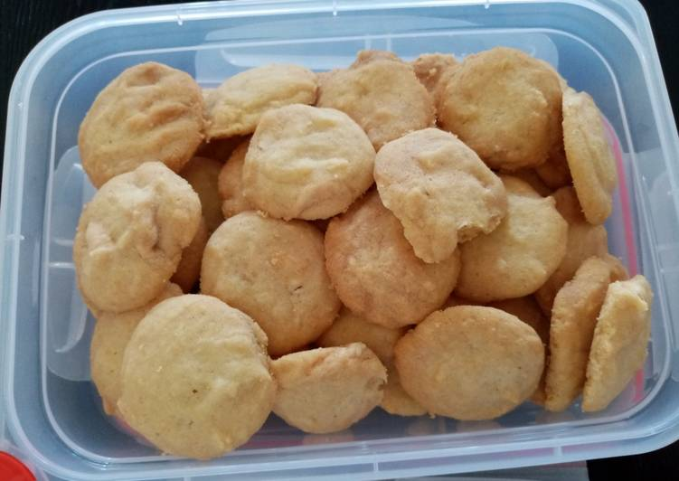 Resep Cocochip cookie