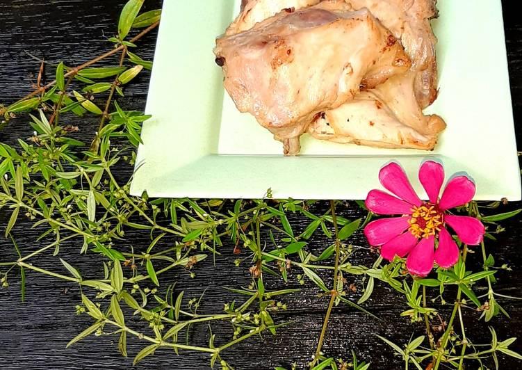 Resep Ayam Pop ala RM Padang sederhana