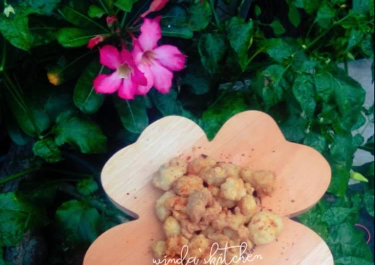Resep Simple pokpok chicken