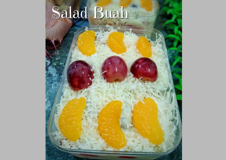 Resep 1Salad Buah
