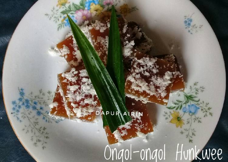 Resep Ongol-ongol Hunkwee