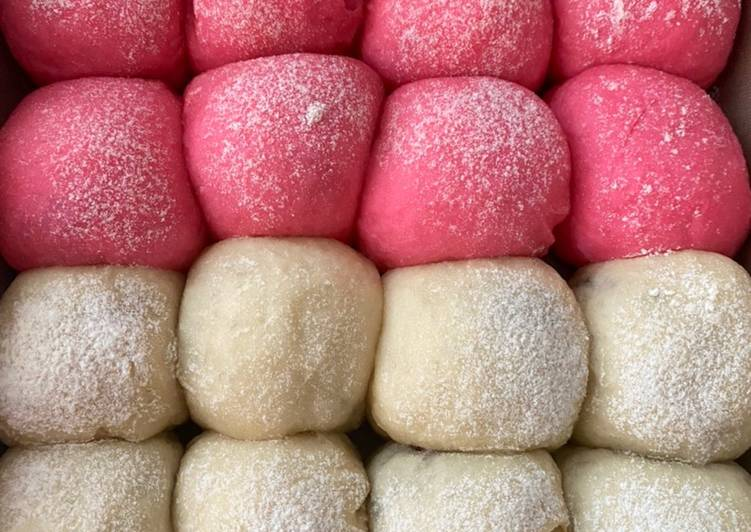 Resep Japanese milk bread