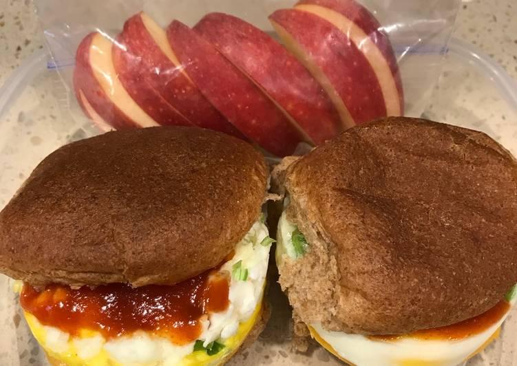 Resep Mini Burger Super Simple Bekal Anak