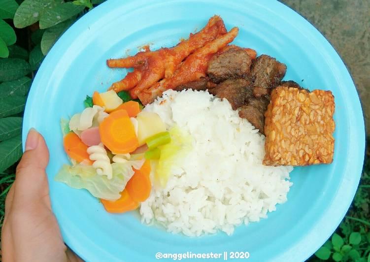 Resep Sayur Sop Ceker - Menu Sarapan Suami
