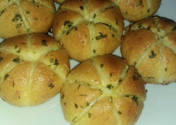 Resep Korean Cheese Garlic Bread