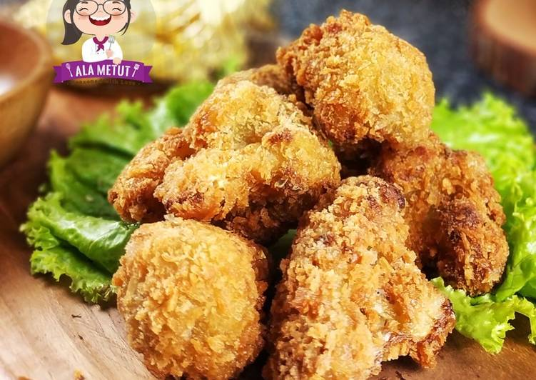 Resep Vegan Crispy Cauli alaMetut