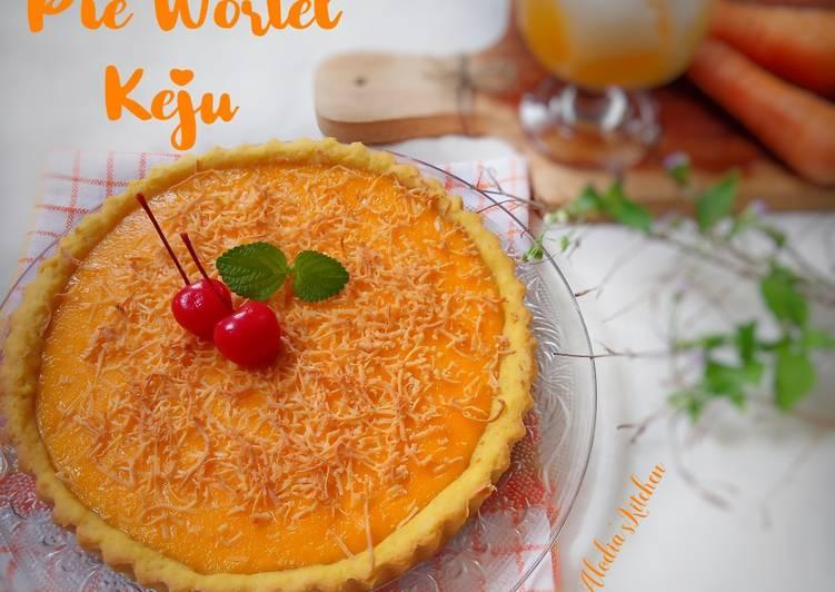 Resep Pie Wortel Keju