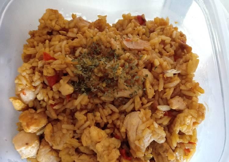 Resep Nasi Goreng Sambal Bawang