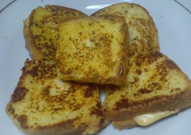 Resep Cheese French Toast