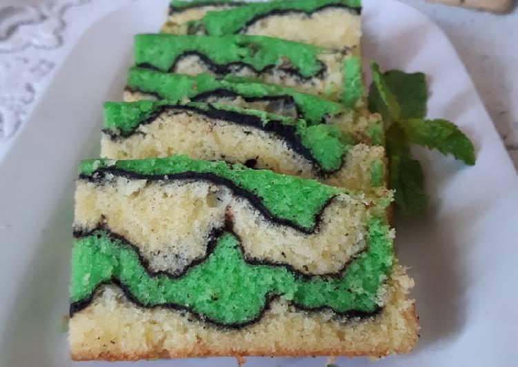 Resep Topo Maps Love Cake
