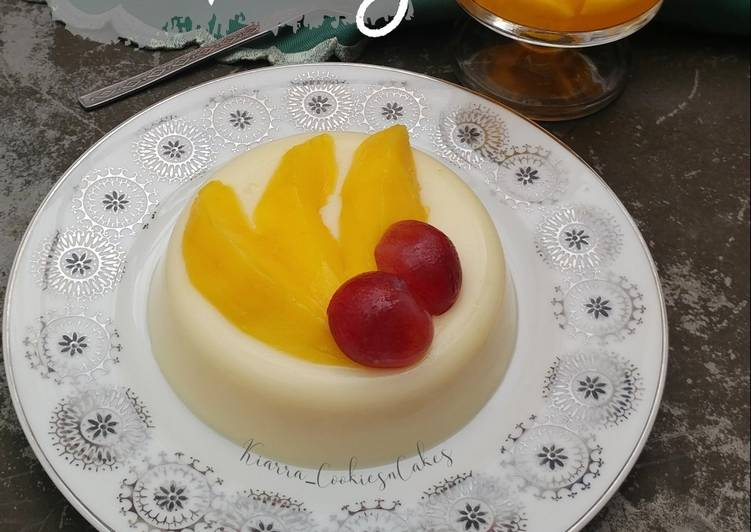 Resep (1Cheese Pudding